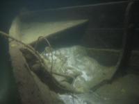 Ruderboot Wrack