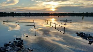 Einstieg 3 Campingplatz Kulkwitzer See