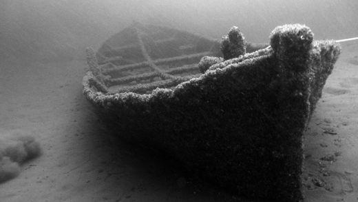 Wrack Maschaftsboot